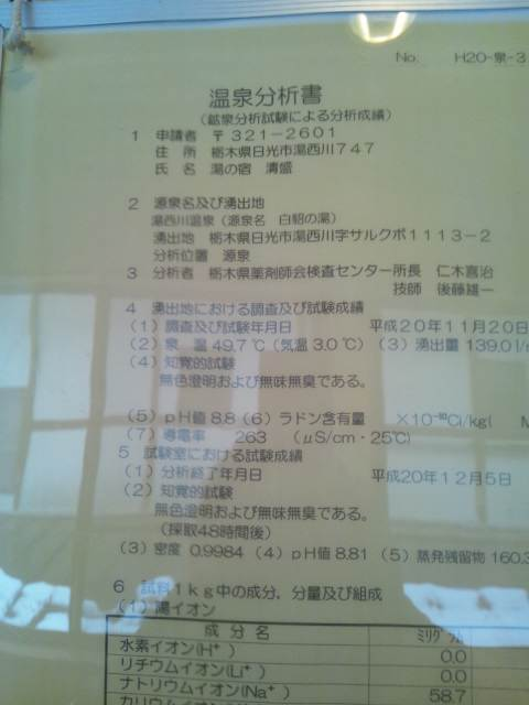 湯西川温泉湯乃宿清盛の滞在を振り返ります。その1