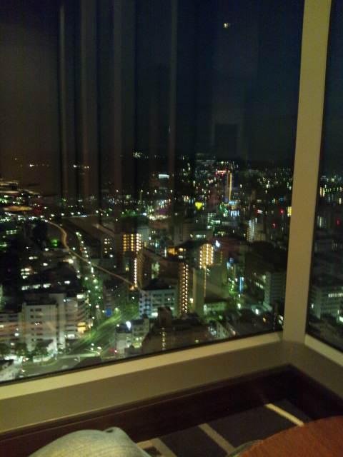 ウェスティンホテル仙台、バータイム満喫中♪