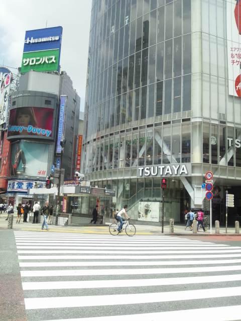 また、来ちゃった〜渋谷に