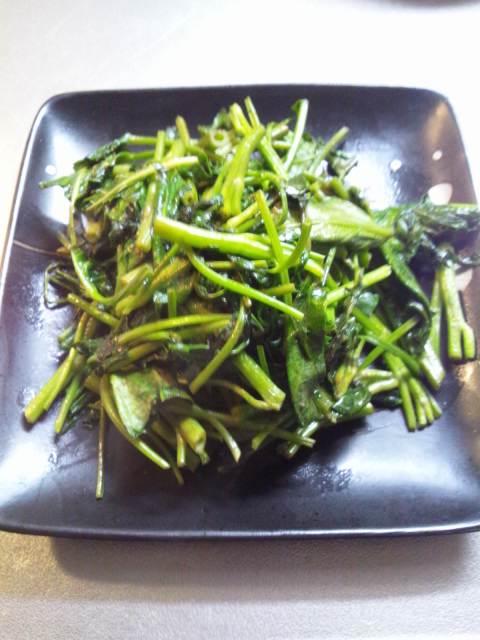 次郎さんの夕食(⌒‐⌒)