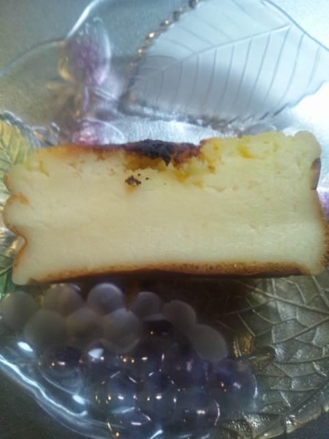 小岩井のヨーグルトで、簡単ケーキ♪